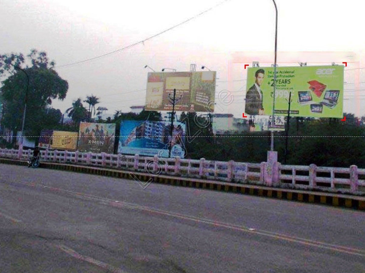 Billboard-AG Office Bridge,Gwalior