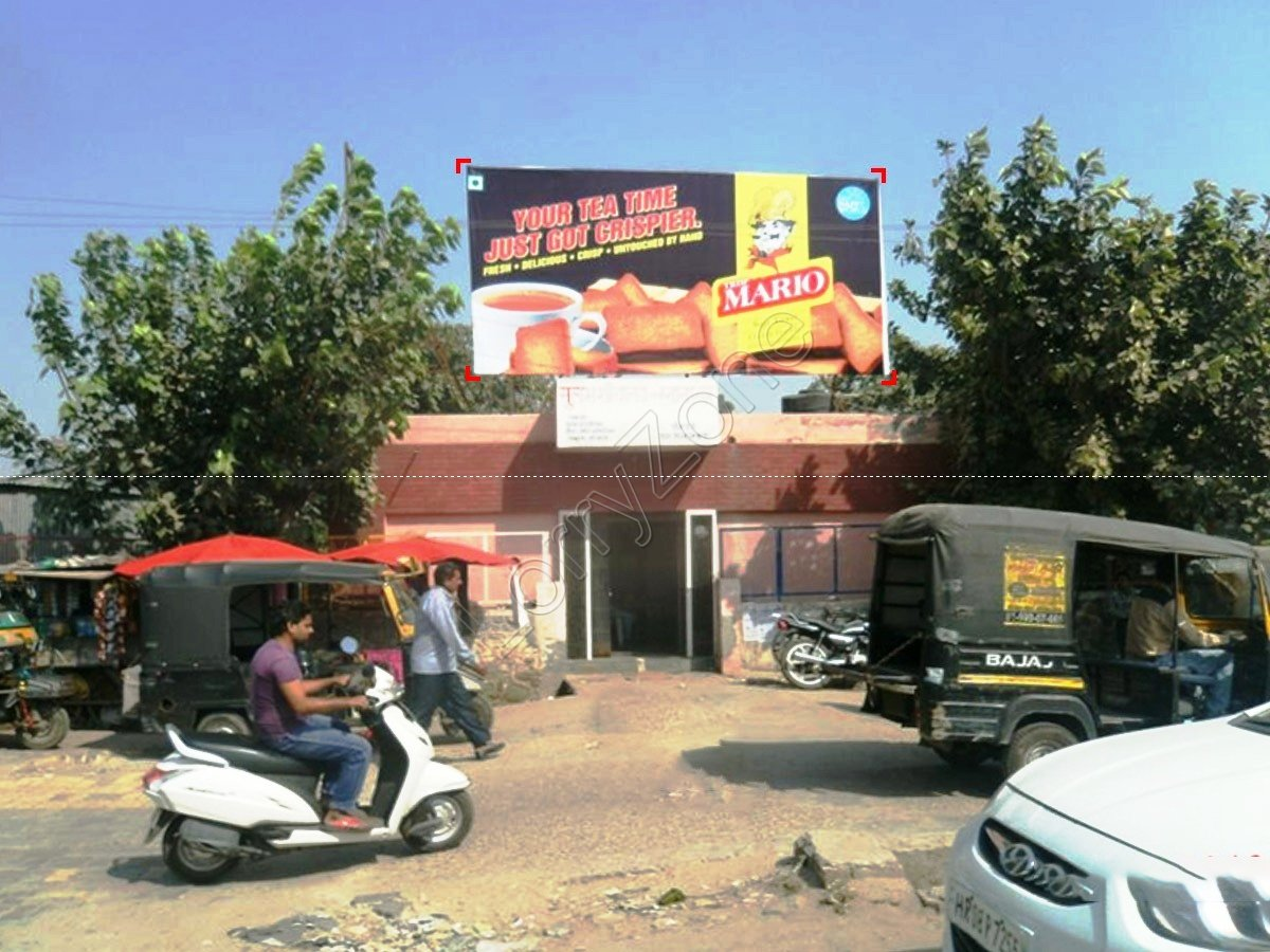 Billboard-Aggarsain Chowk,Ambala