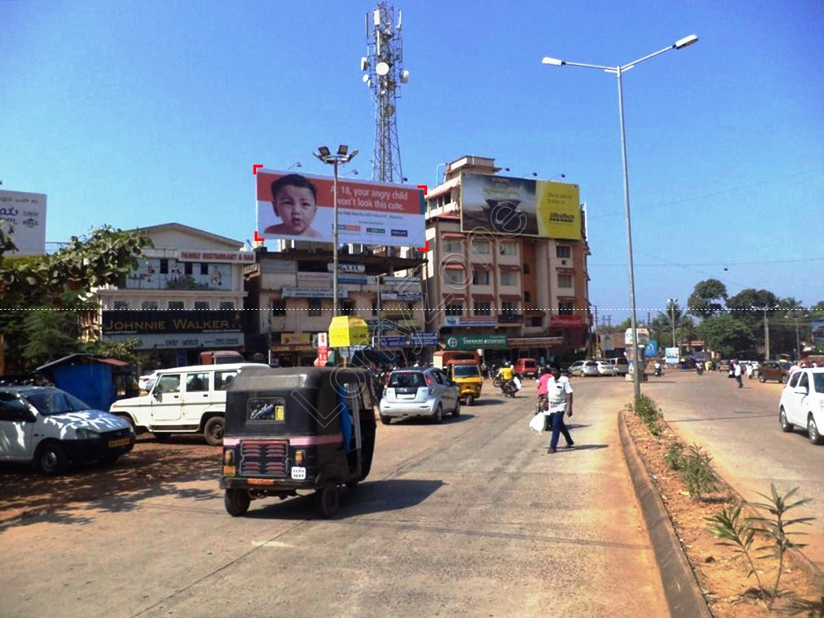 Billboard-Airport Road,Mangalore