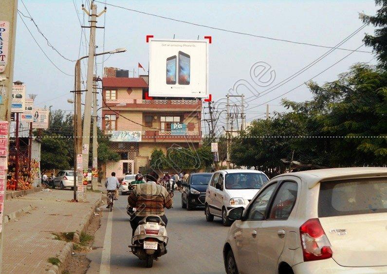 Billboard-Angel Mall,Panipat
