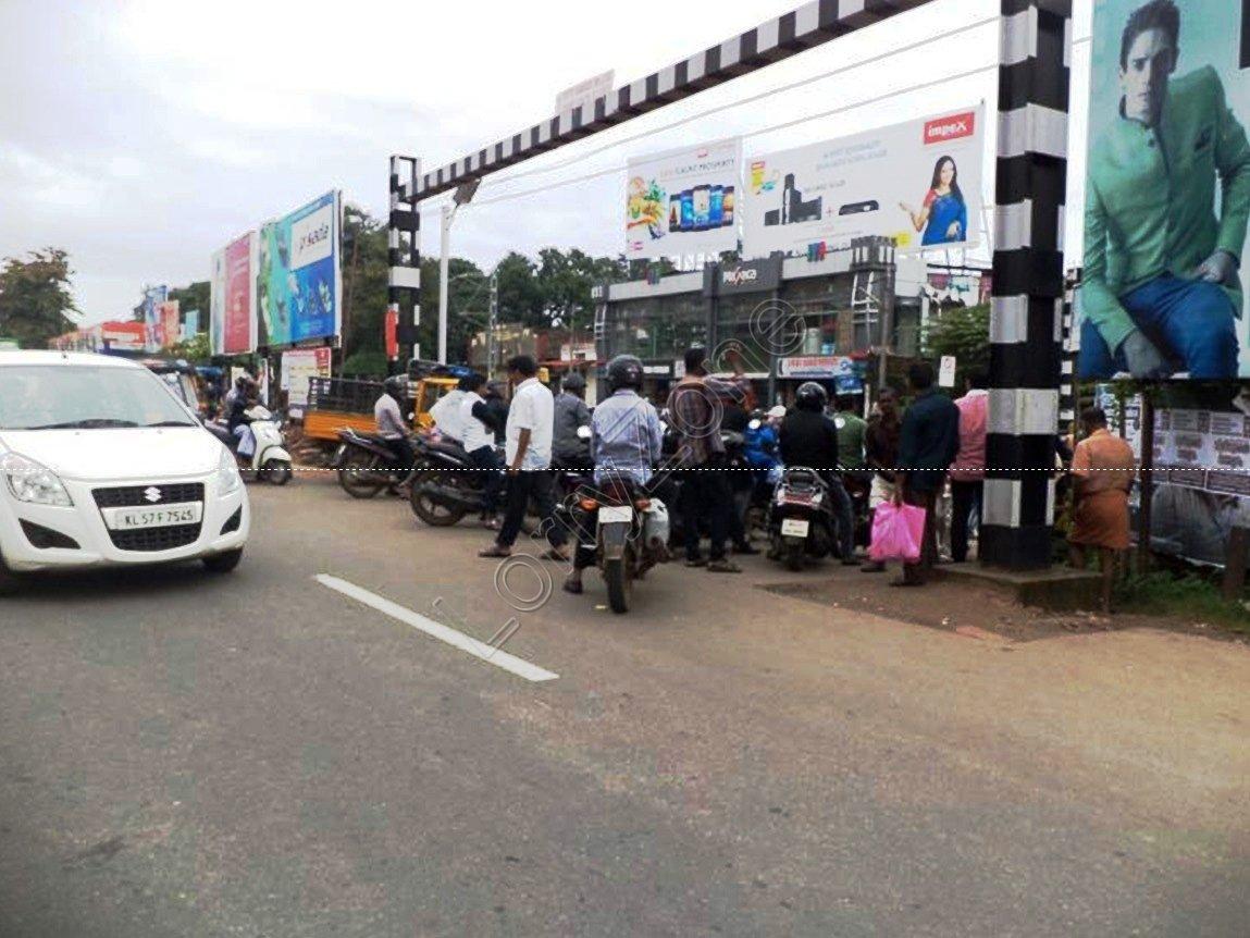 Billboard-Bank Road,Calicut