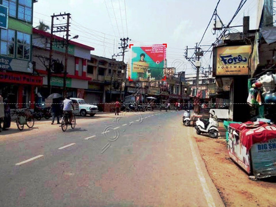 Billboard-Benachity Market,Durgapur