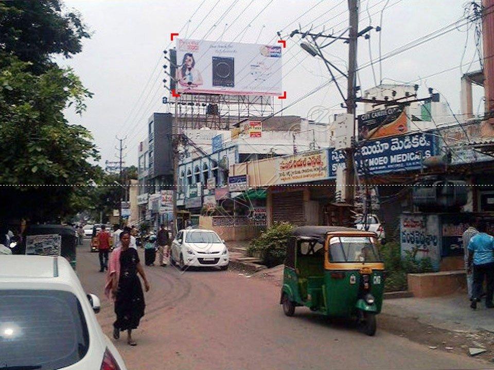 Billboard-Benz Circle,Vijayawada