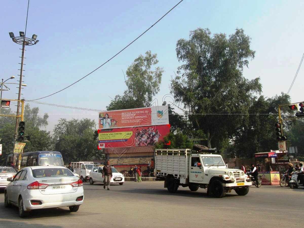 Billboard-Bus Stand,Bathinda