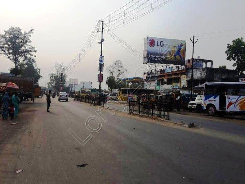 Billboard-Bus Stand,Kashipur