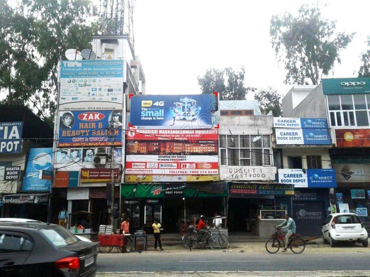 Billboard-Bus Stand,Kurukshetra