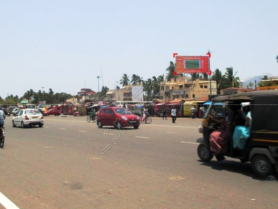 Billboard-Bus Stand,Puri