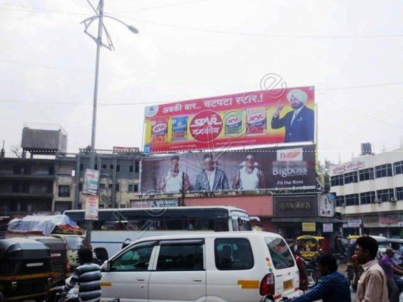 Billboard-Bus Stand,Solapur