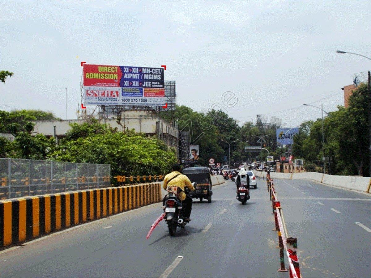 Billboard-CA Road,Nagpur