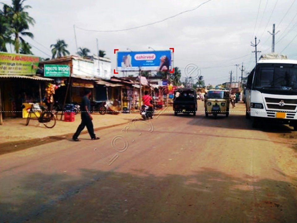 Billboard-Chandanpur,Puri