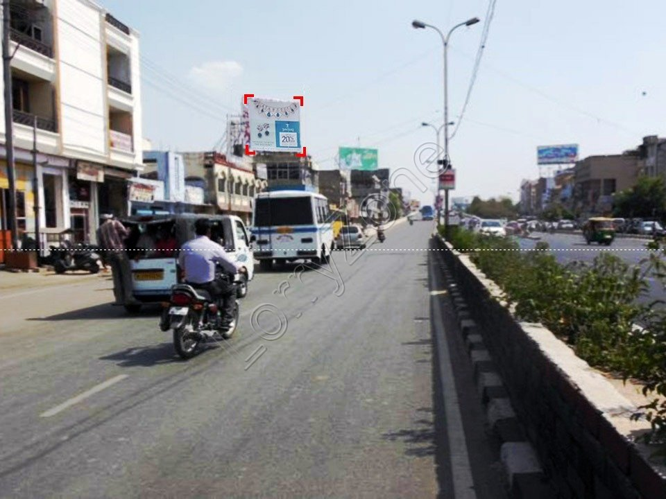 Billboard-Chawani Flyover,Kota