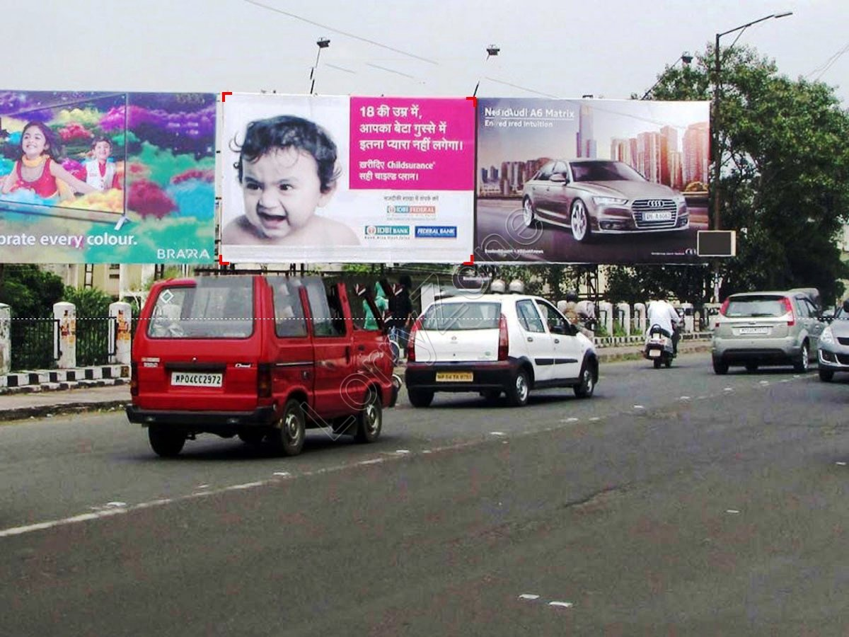 Billboard-Chetak Bridge,Bhopal