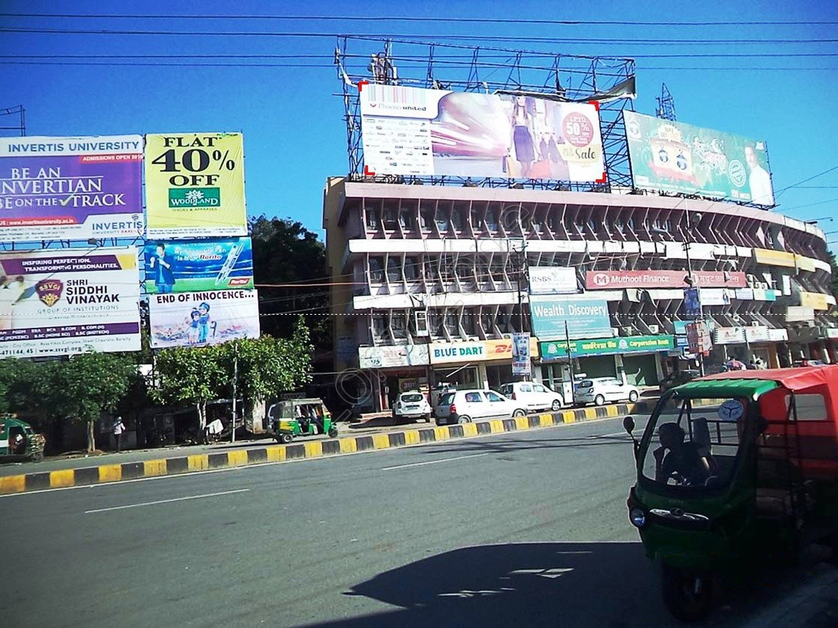 Billboard-Chowki Chauraha,Bareilly