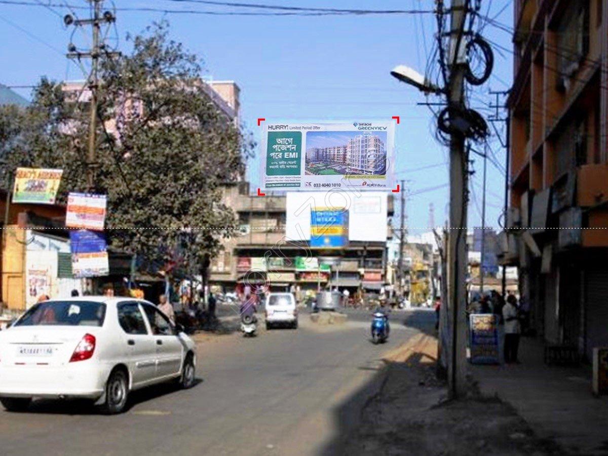 Billboard-Court More,Asansol