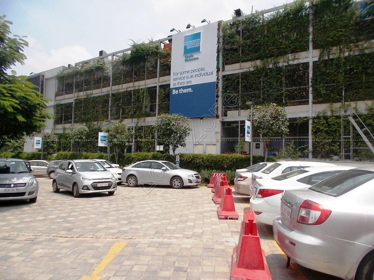 Billboard-DLF Cyber City,Gurgaon