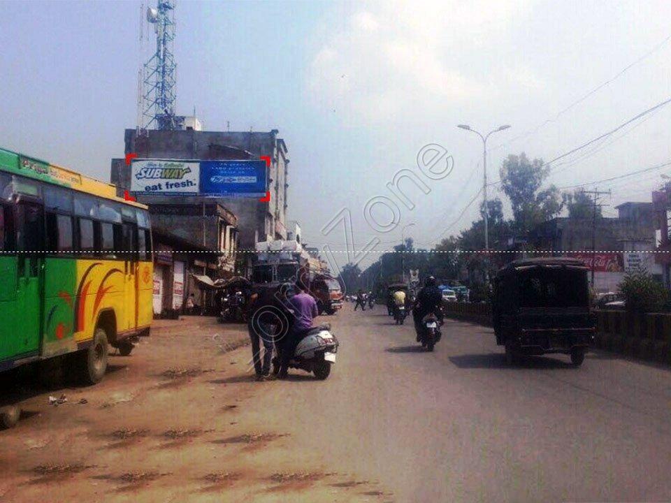 Billboard-Dalhousie Road,Pathankot