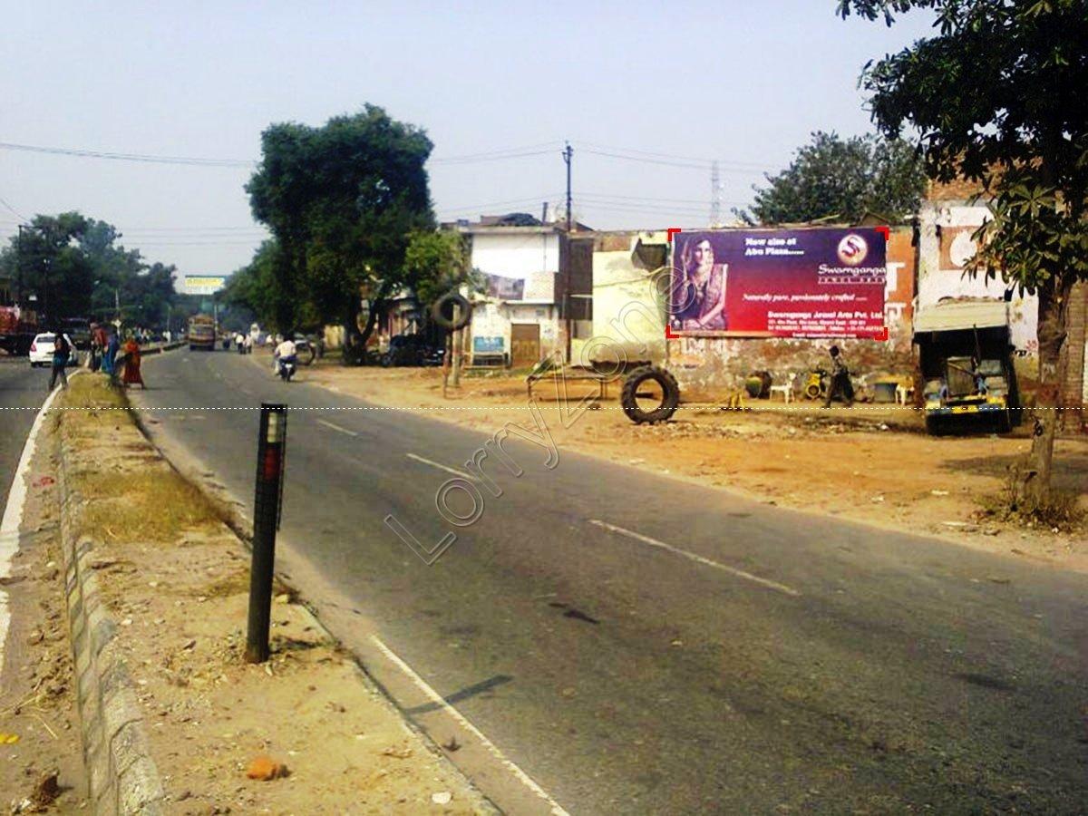 Billboard-Delhi Baghpat Road,Baghpat