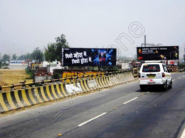 Billboard-Delhi Road,Meerut