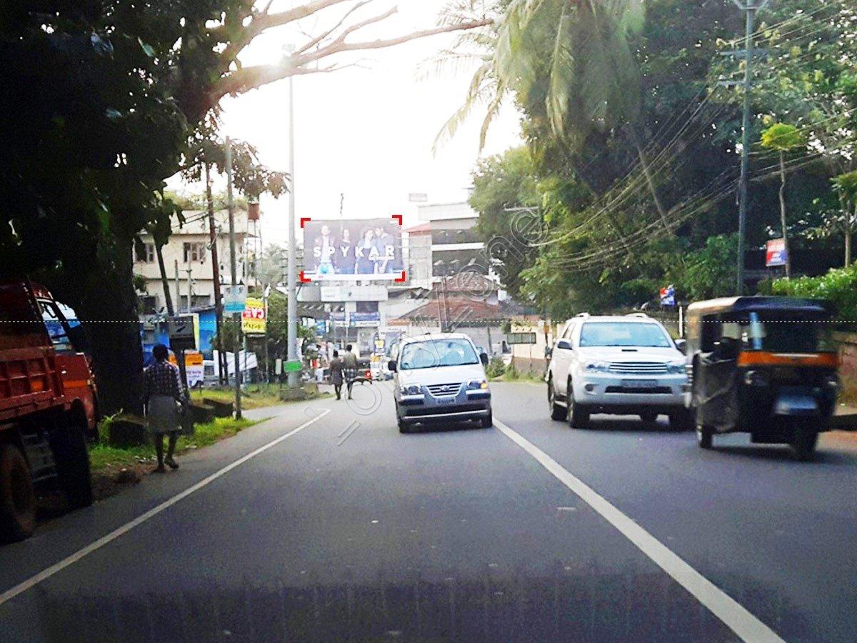 Billboard-Downhill,Malappuram