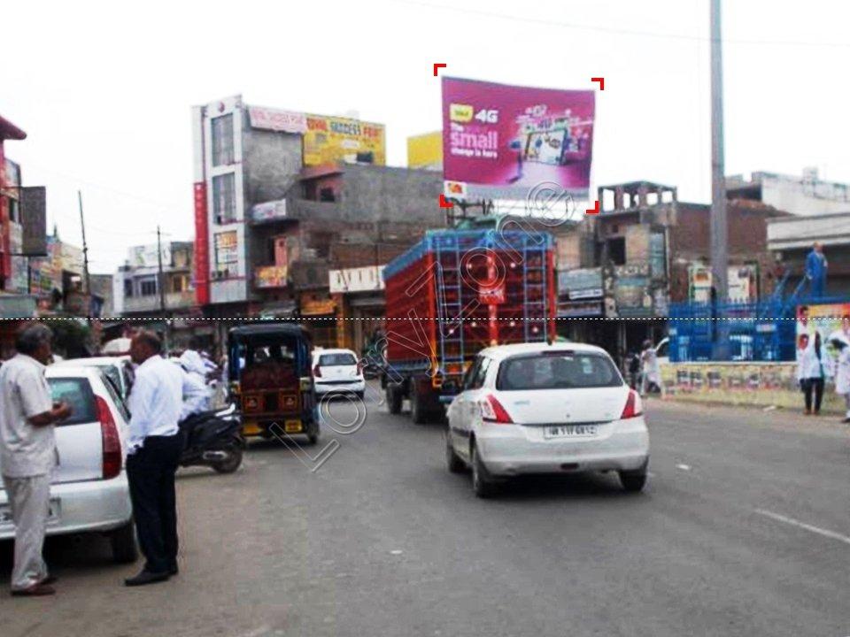 Billboard-Fountain Chowk,Sonipat