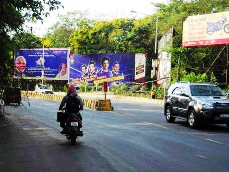 Billboard-Golmuri police Line,Jamshedpur
