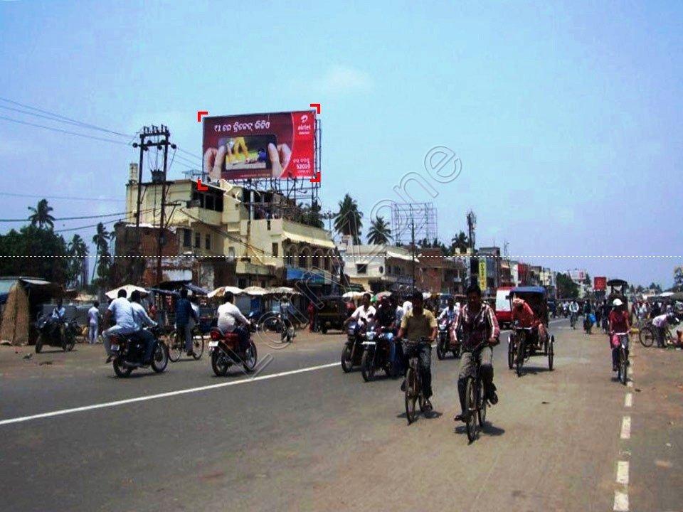 Billboard-Grand Road,Puri