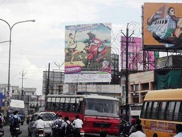 Billboard-Hingna T point,Nagpur