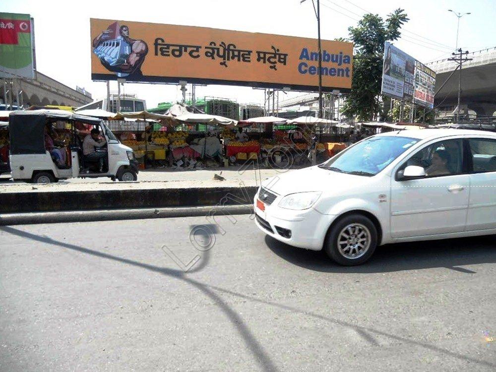 Billboard-ISBT,Amritsar