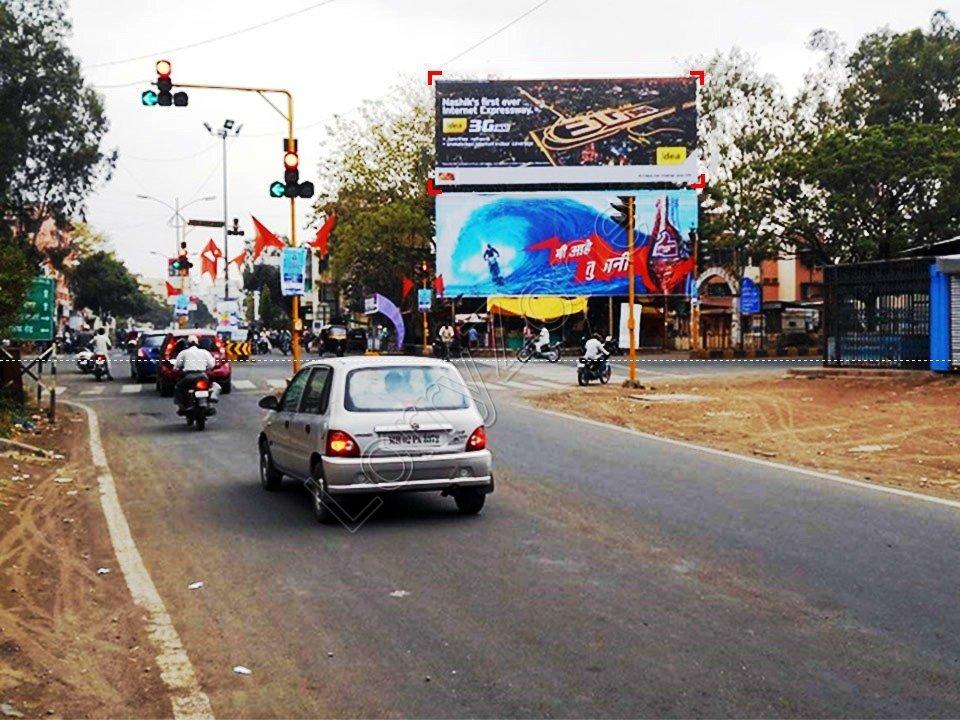 Billboard-Indira Nagar,Nashik