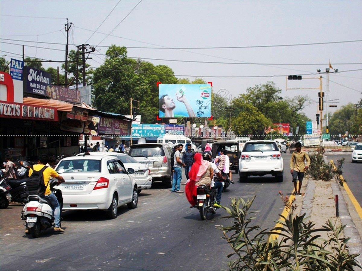 Billboard-Jagadhari Road,Ambala