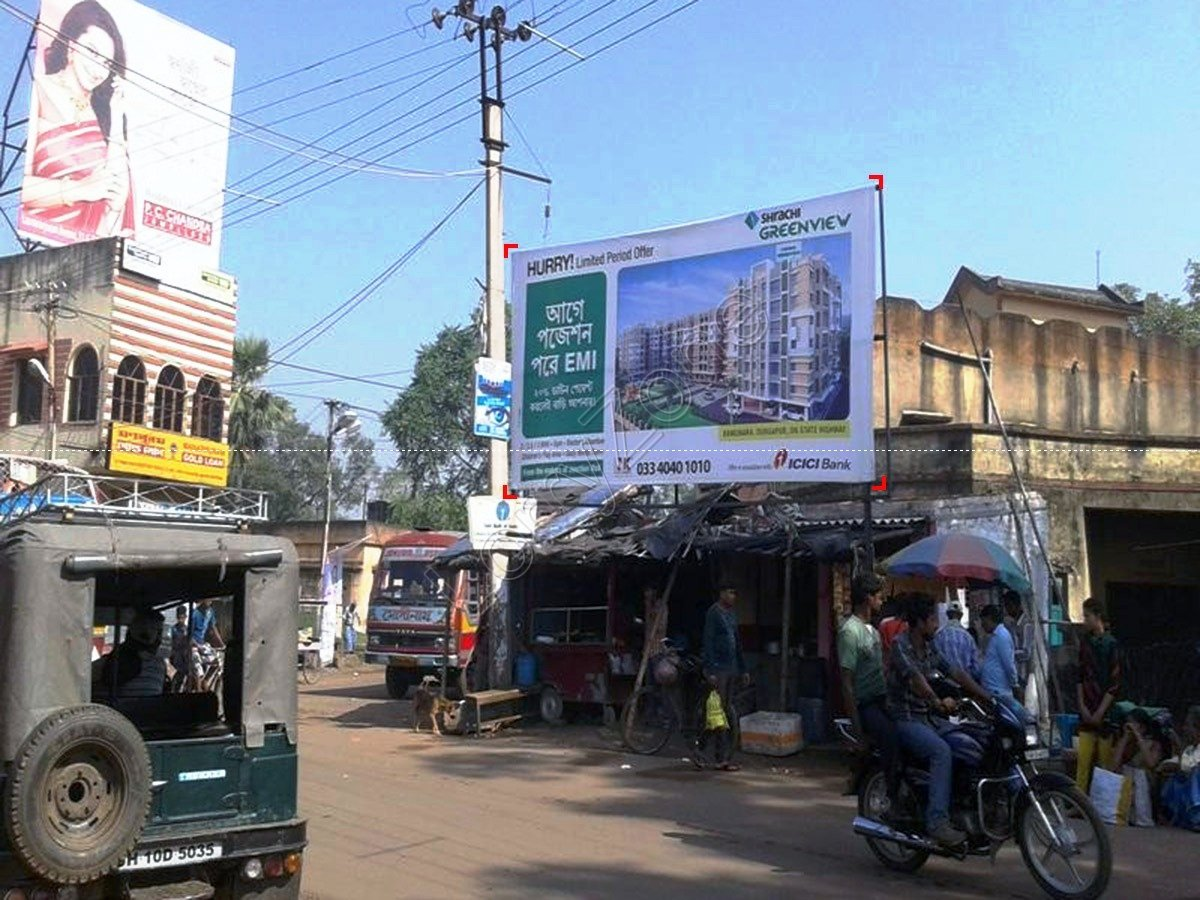 Billboard-Jamuria,Asansol