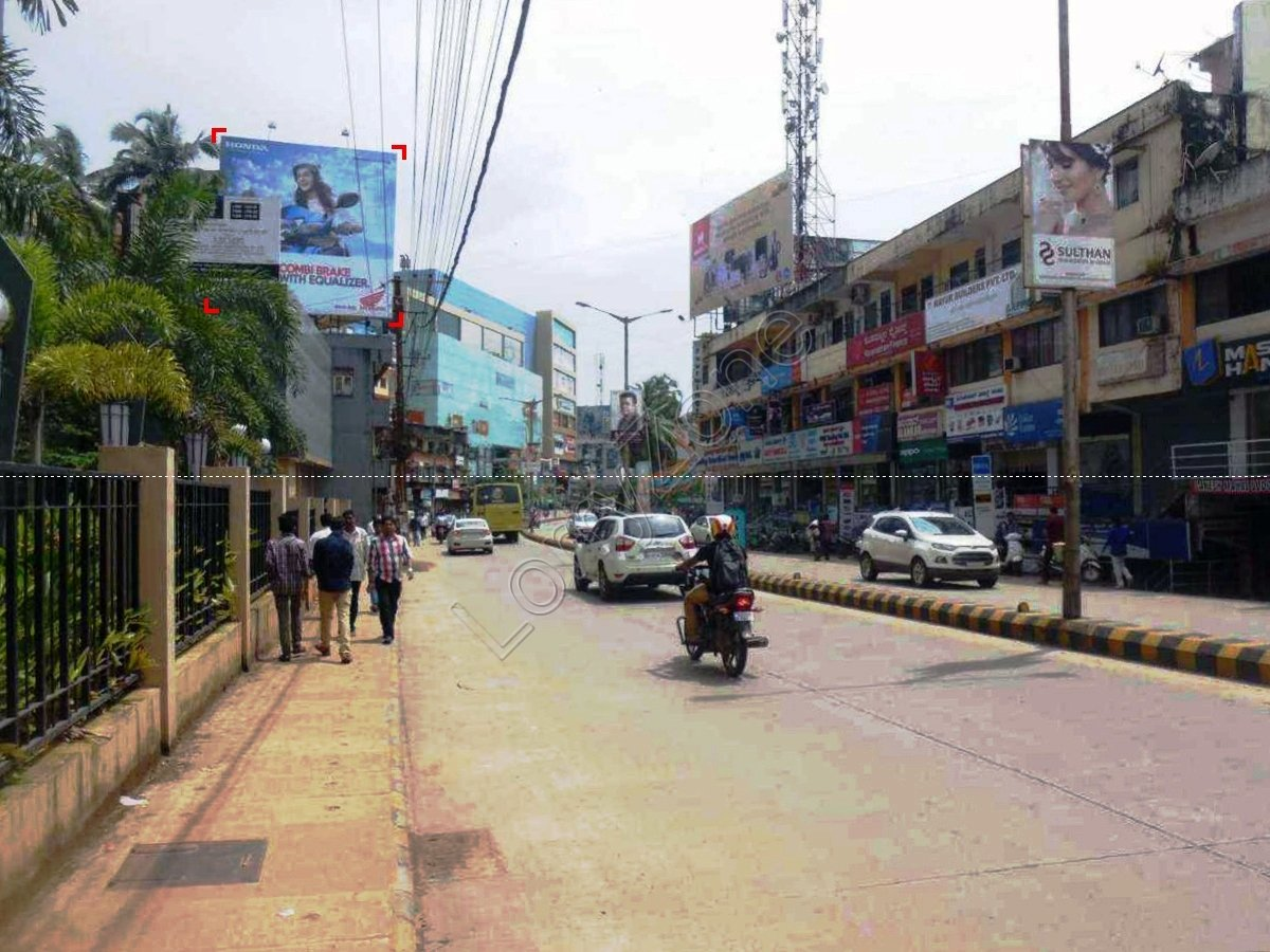 Billboard-Jyoti Circle,Mangalore