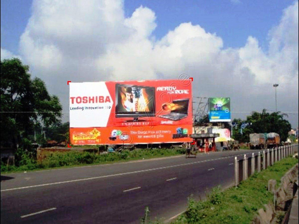 Billboard-Kali Pahari,Asansol