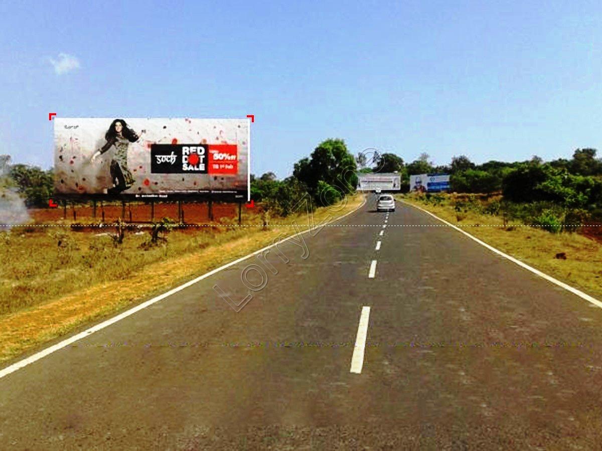 Billboard-Khanapur Road,Belgaum