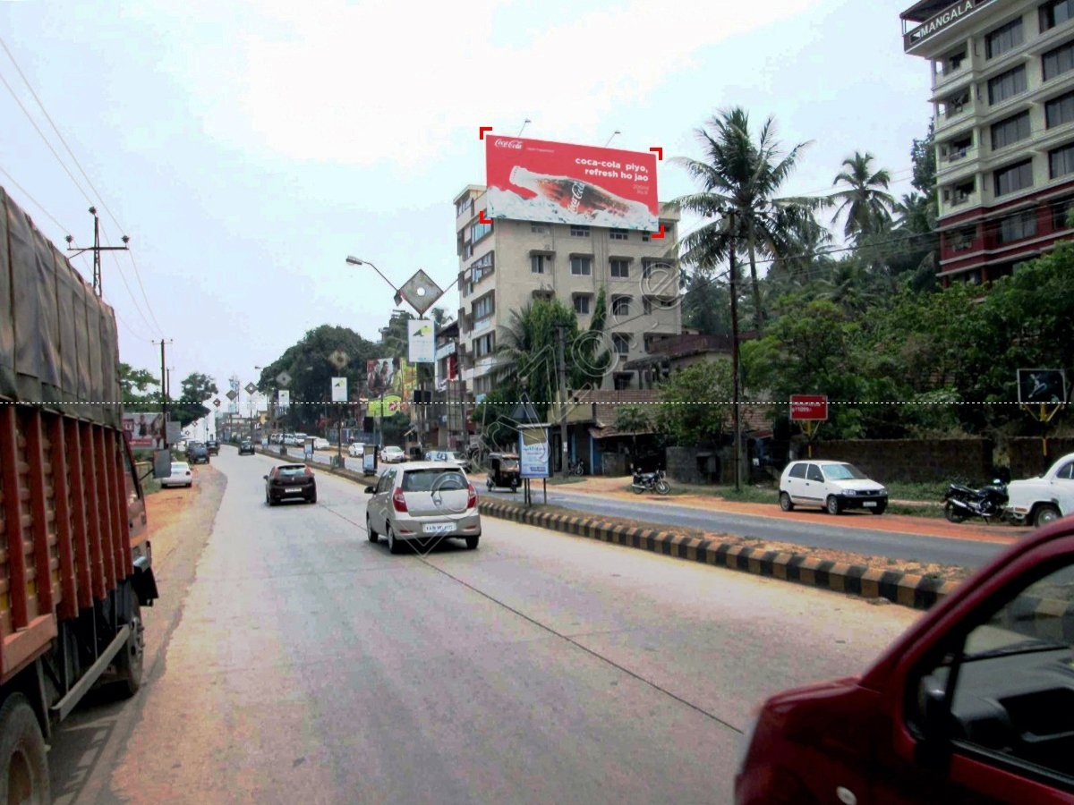 Billboard-Kulur Ferry Road,Mangalore