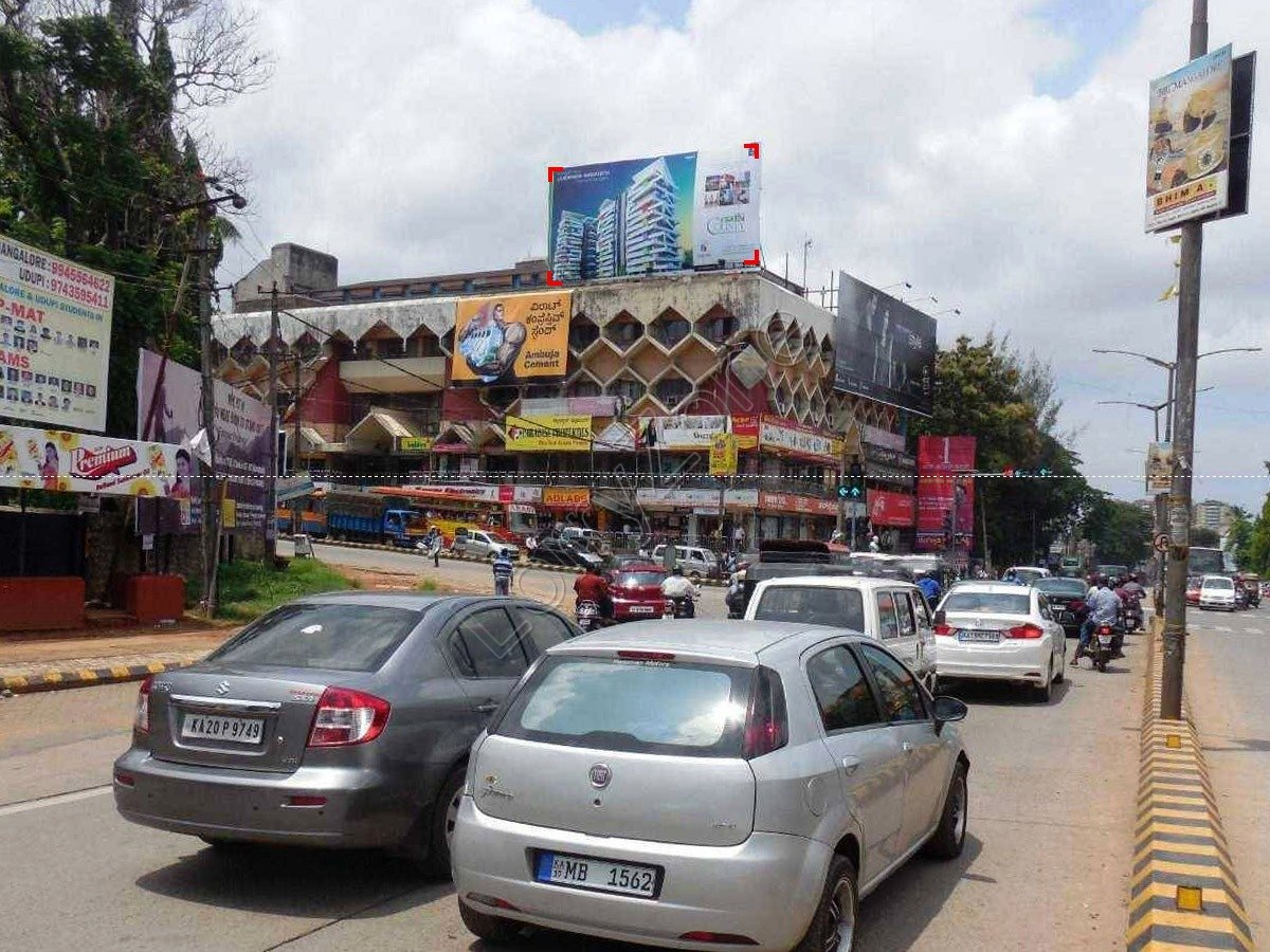 Billboard-MG Road,Mangalore