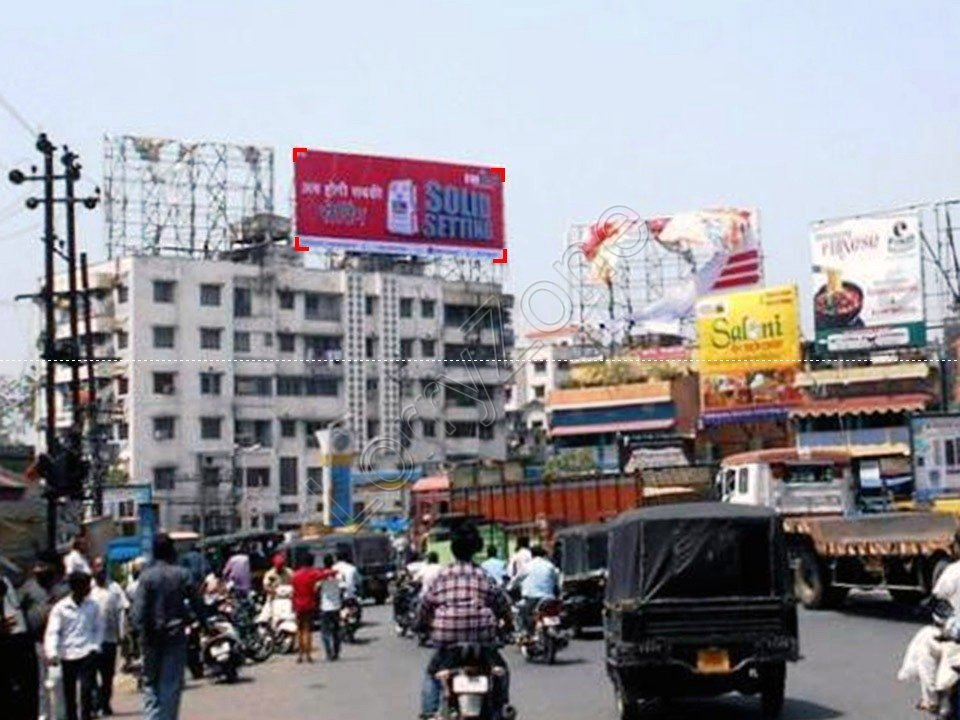 Billboard-Mango Circle,Jamshedpur