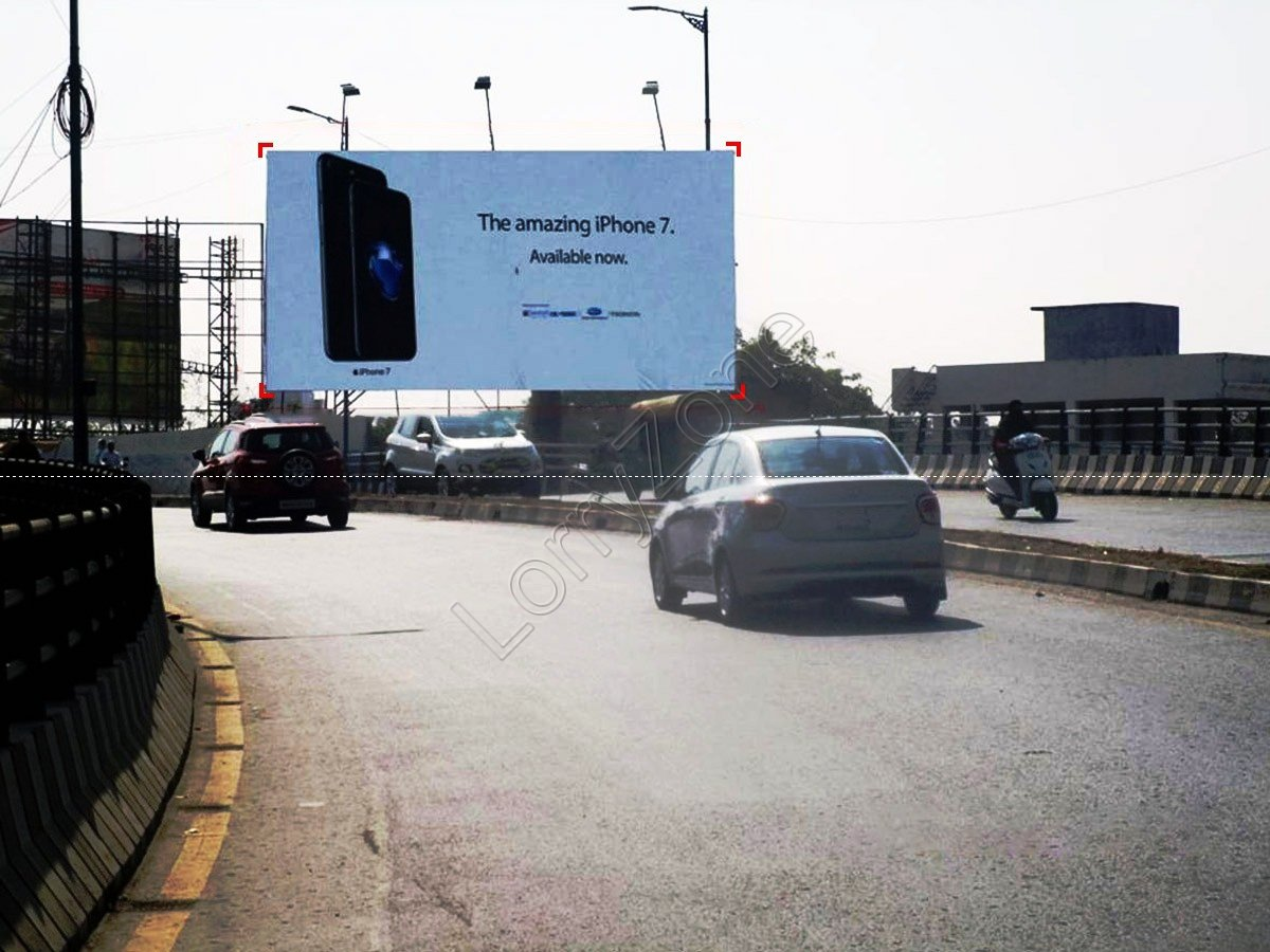 Billboard-Manikbag Bridge,Indore