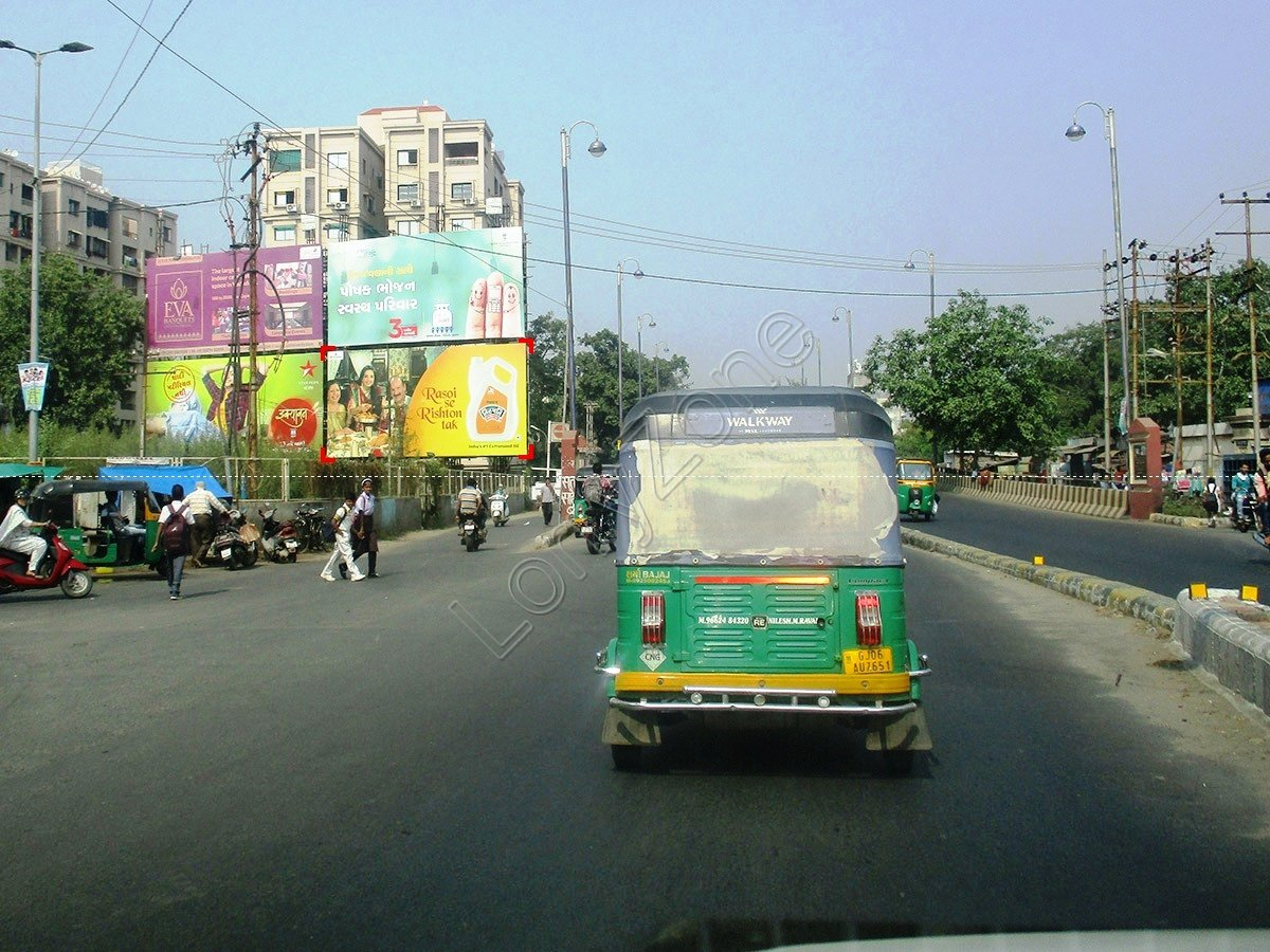 Billboard-Manjalpur,Baroda