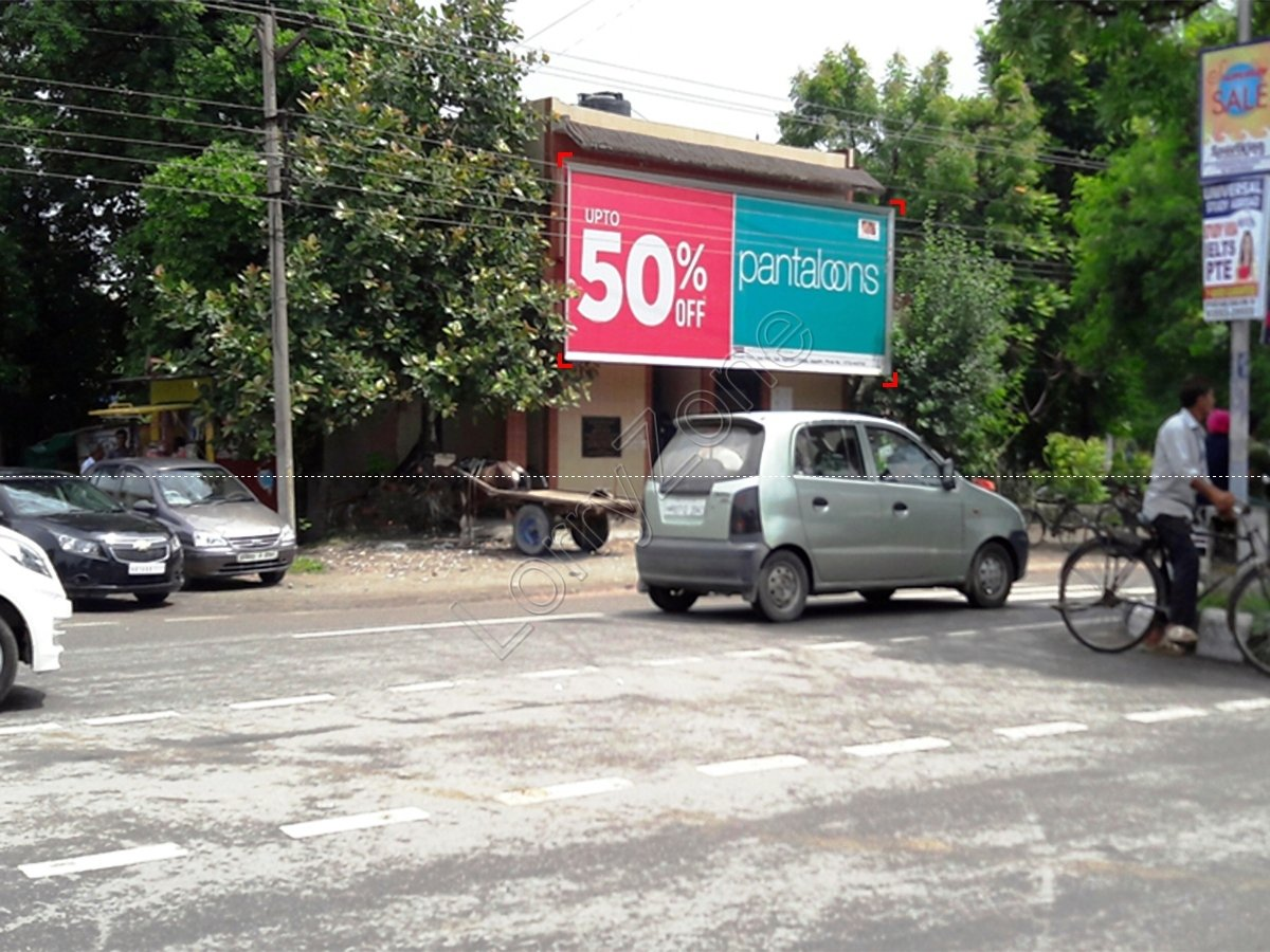 Billboard-Model Town Colony,Yamunanagar