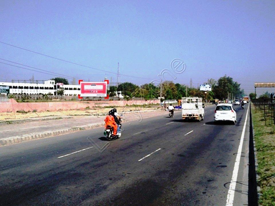 Billboard-NH 1,Panipat