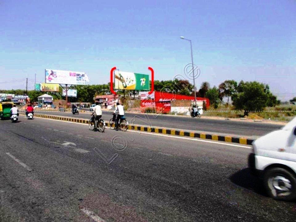 Billboard-NH58 Bypass,Meerut