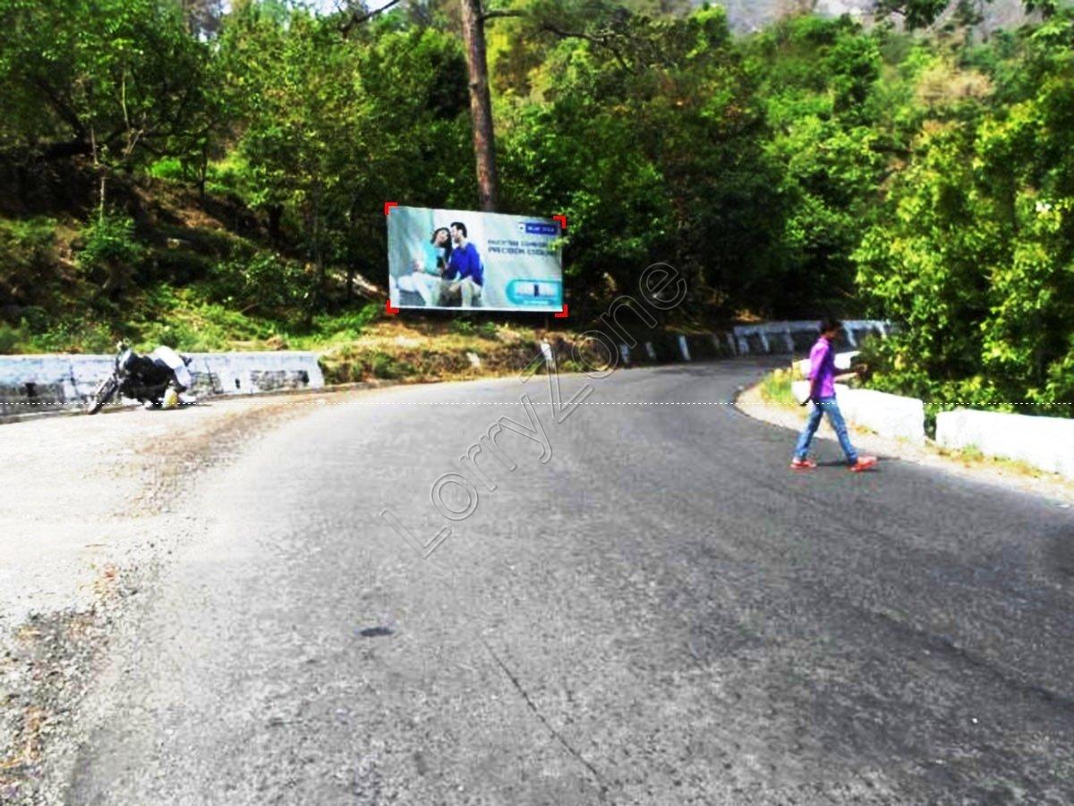 Billboard-Nainital Entry Point,Nainital