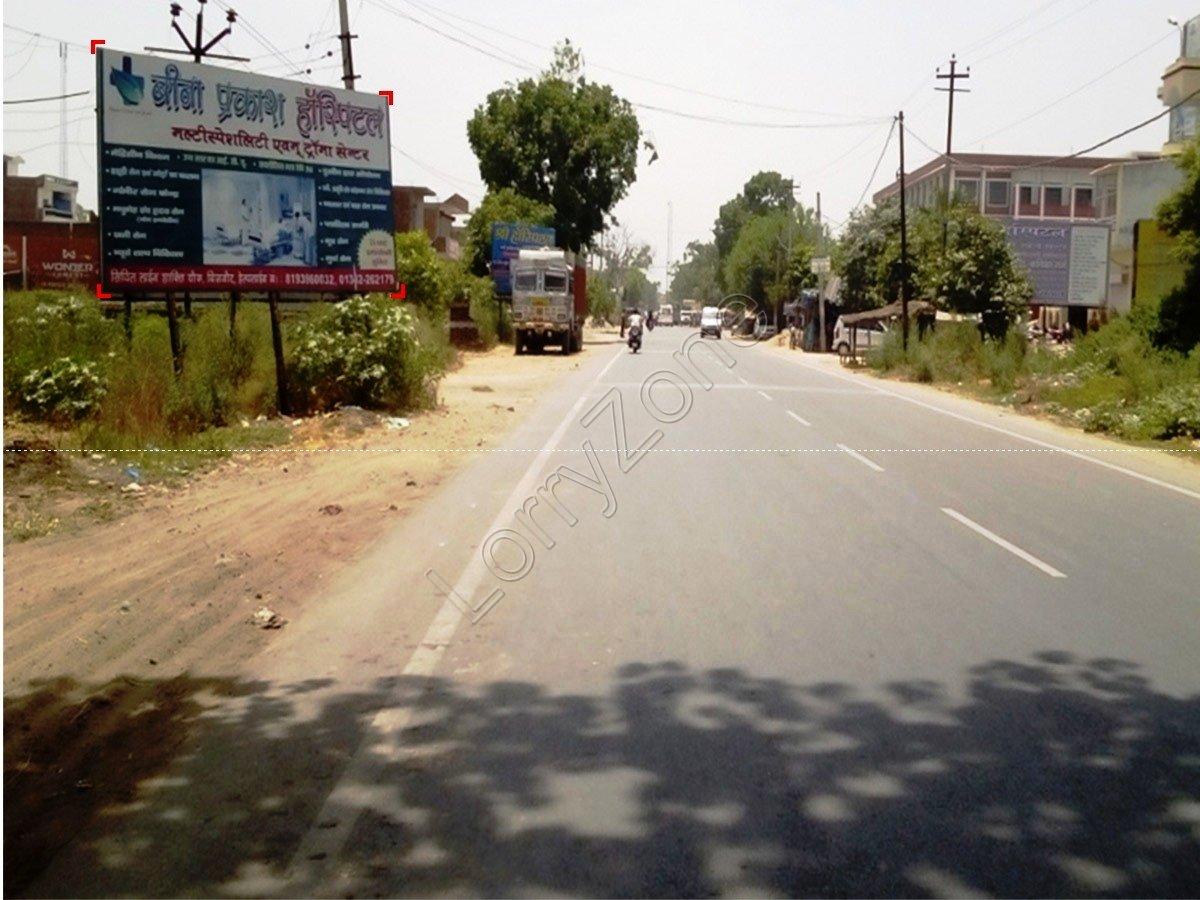 Billboard-Najibabad,Bijnor