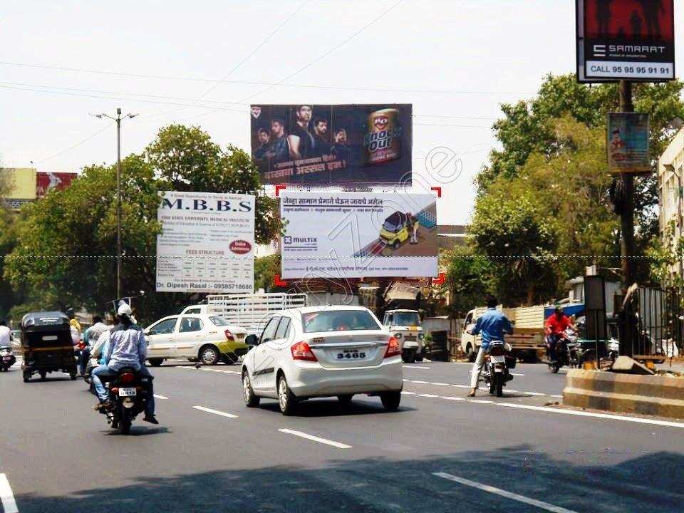 Billboard-Nasardi Bridge,Nashik