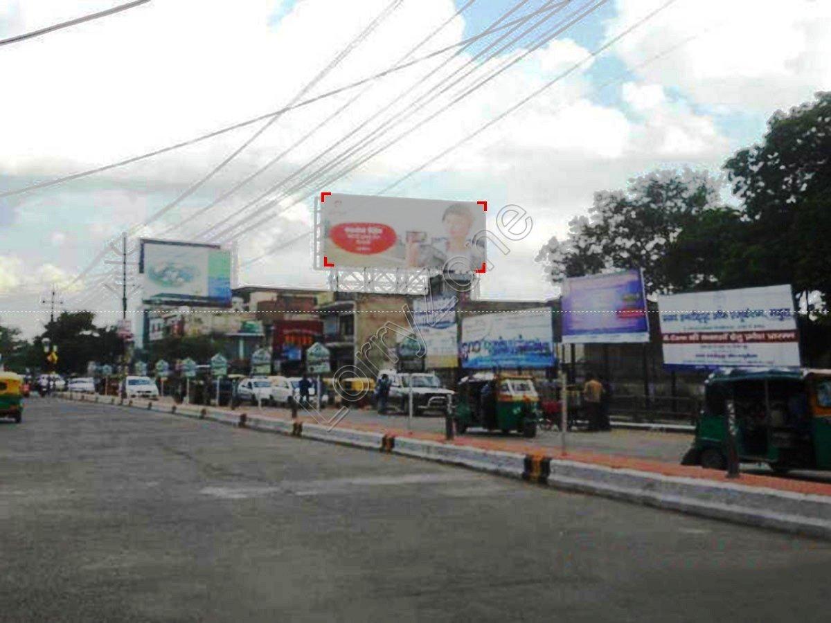 Billboard-New Bus stand,Mathura
