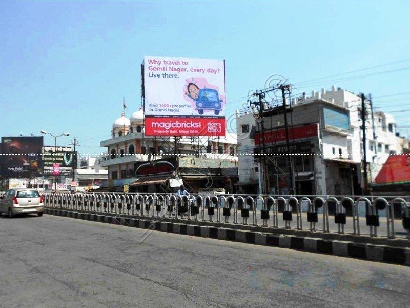 Billboard-Nishatganj,Lucknow