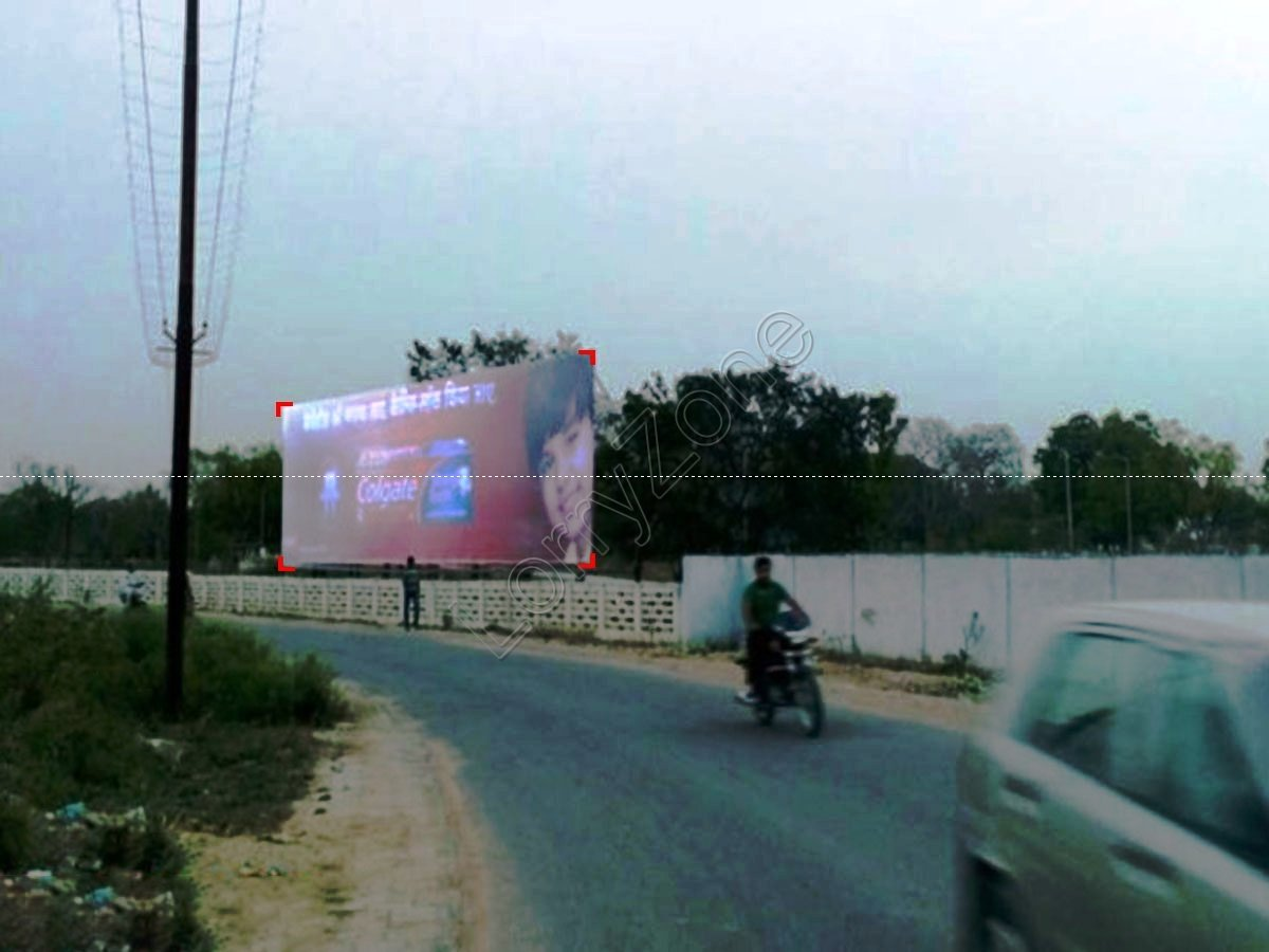 Billboard-Numaish Chauraha,Etawah