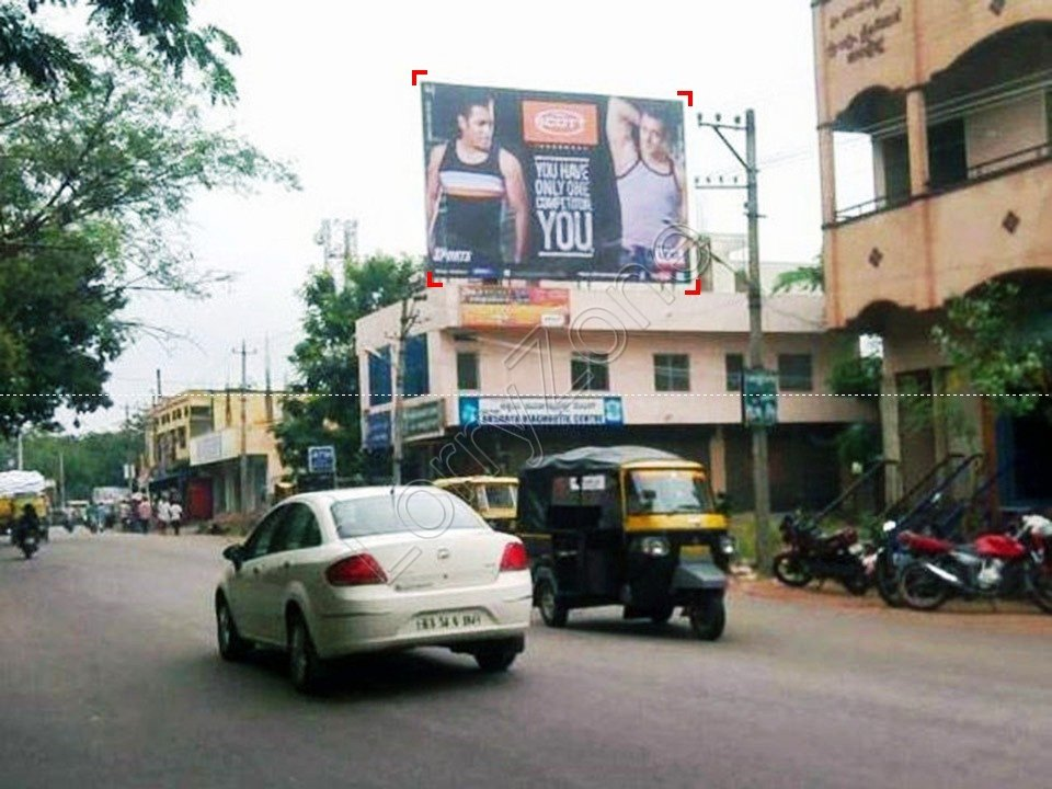 Billboard-OPD Circle,Bellary