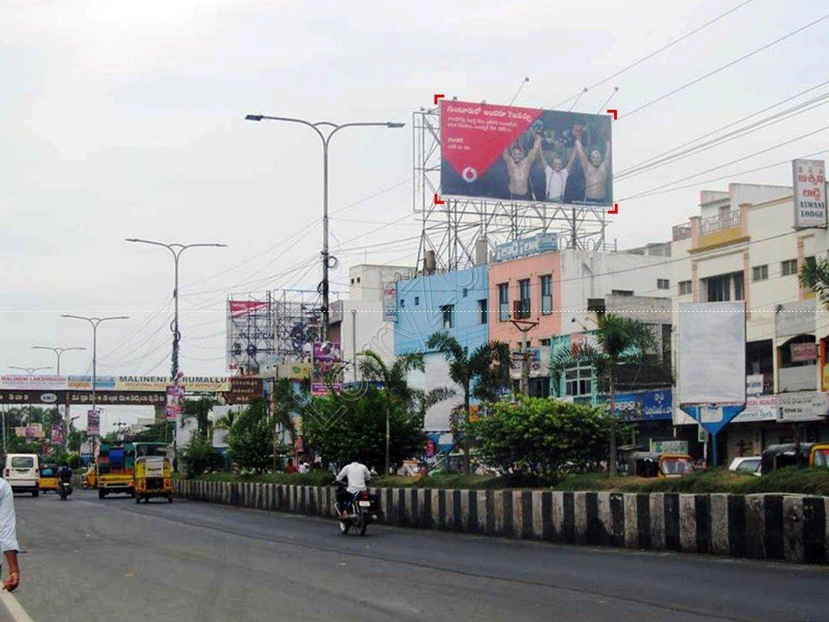 Billboard-Old Bus Stand Road,Guntur